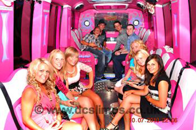 hummer limo hire bournemouth birthday