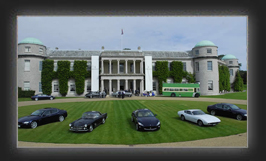 Goodwood limo hire
